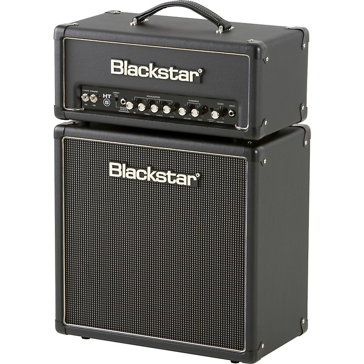 Blackstar HT Series HT-5H and HT-110 Guitar Mini Half Stack