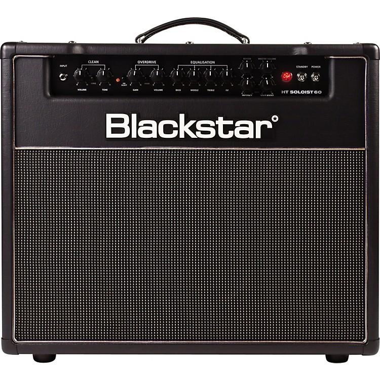 BlackstarHT Soloist 60W 1x12 Tube Guitar Combo AmpBlack