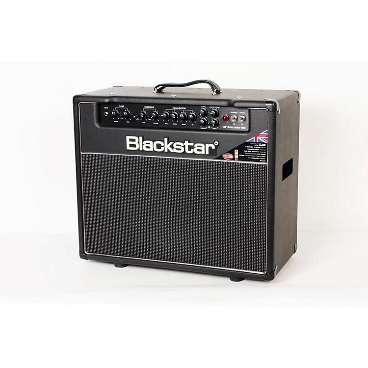 BlackstarHT Soloist 60W 1x12 Tube Guitar Combo AmpBlack888365560939