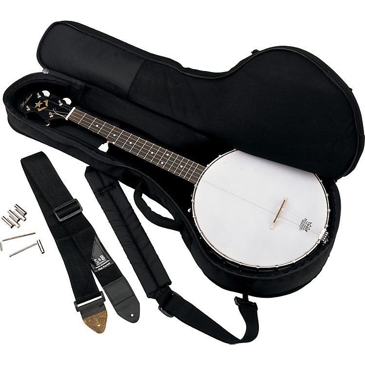 Hohner HTB 5-String Short Scale Travel Banjo