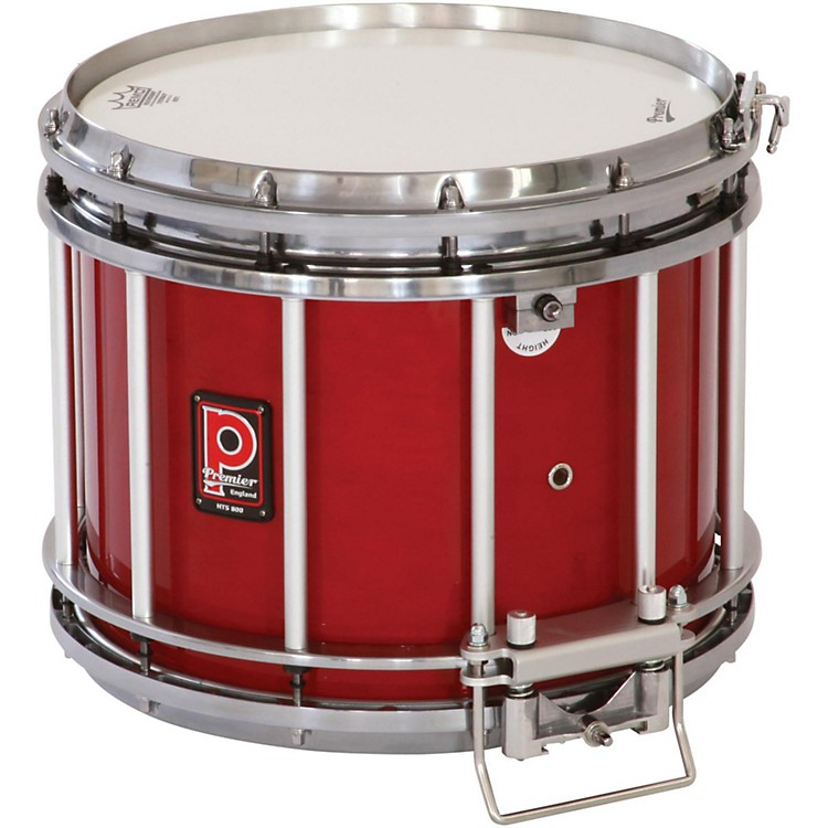 PremierHTS 400 Snare Drum14 x 12 in.Ebony Black Lacquer