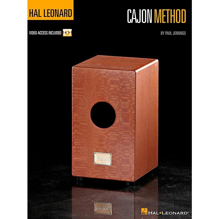 Hal LeonardHal Leonard Cajon Method Book/Video Online