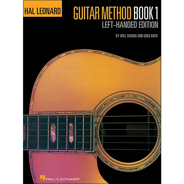 Hal Leonard Hal Leonard Guitar Method Book 1 Left Handed Edition