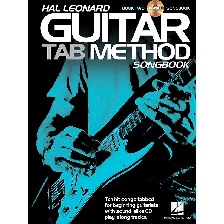 Hal Leonard Hal Leonard Guitar Tab Method Songbook 2 Book/CD