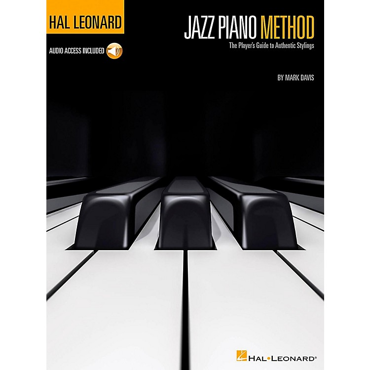 Hal Leonard Hal Leonard Jazz Piano Method - Book/Online Audio