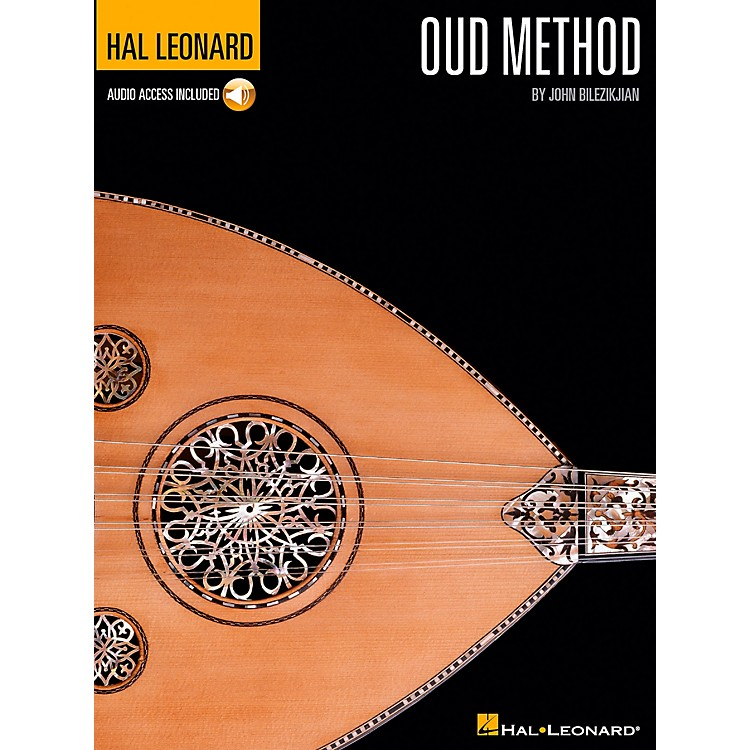 Hal Leonard Hal Leonard Oud Method Book/CD