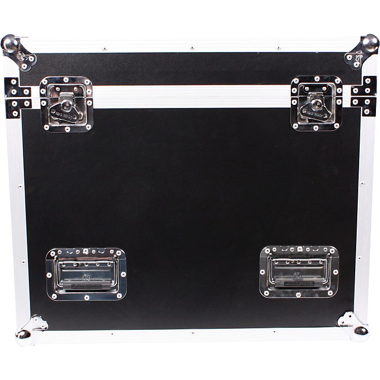 Road ReadyHalf Size Utility Trunk with Casters