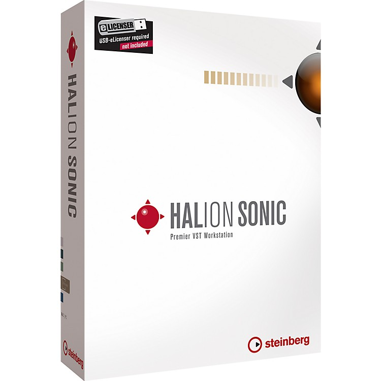 SteinbergHalion Sonic  Educational
