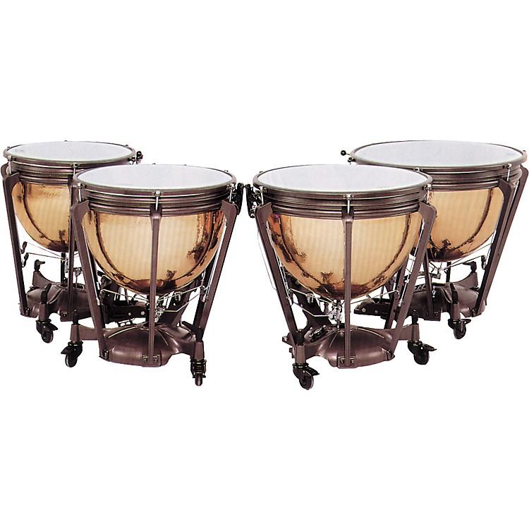 AdamsHammered Copper Symphonic Timpani Concert Drums32 Inch