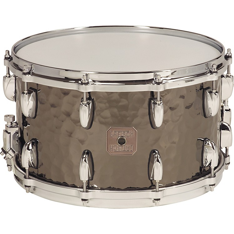 Gretsch Drums Hammered Steel Snare Drum