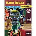 Alfred Hand Drums For Beginners (Book/CD)