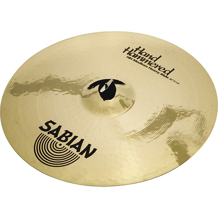 Sabian Hand Hammered Medium Heavy Ride Cymbal 20 in.
