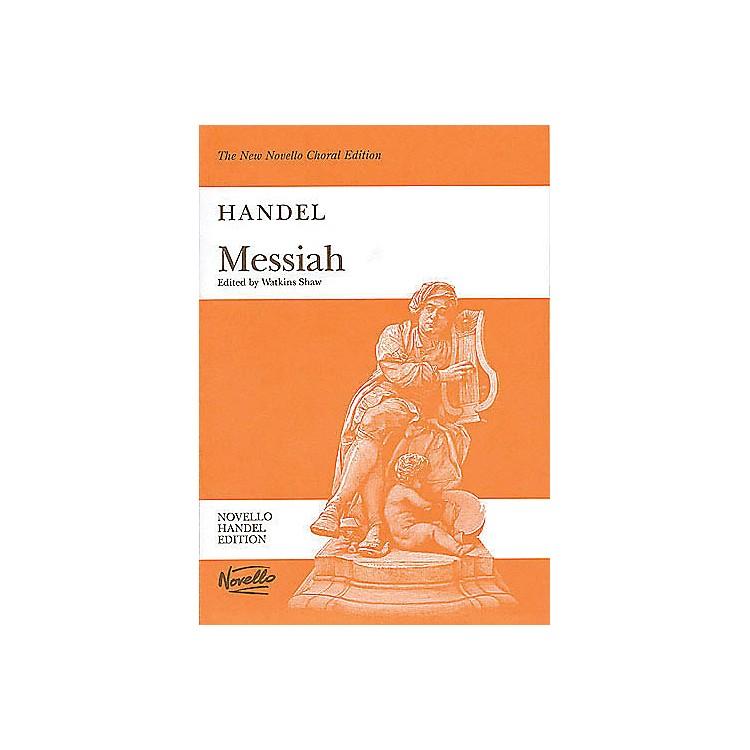 Music SalesHandel Messiah (Shaw) Vocal Score Paperback