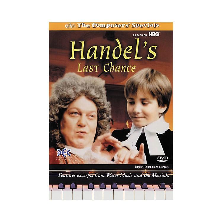 Devine EntertainmentHandel's Last Chance (DVD)