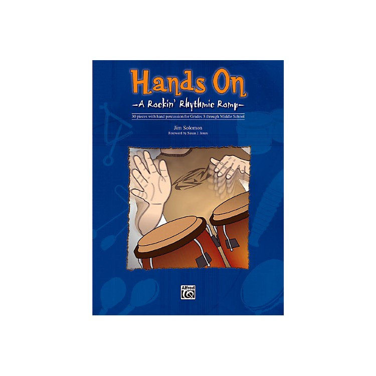 Alfred Hands On Book