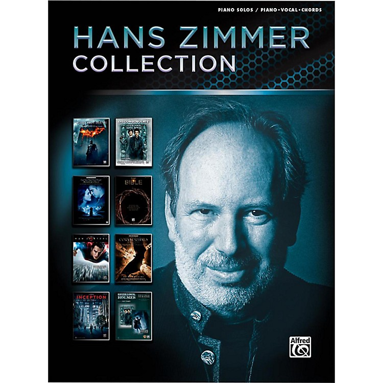 AlfredHans Zimmer Collection Piano Solo & Vocal Book