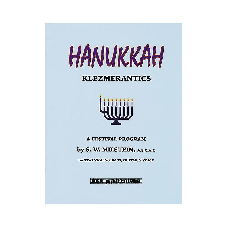 Tara PublicationsHanukkah Klezmerantics Book