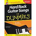 Hal Leonard Hard Rock Guitar Songs for Dummies Guitar Tab Songbook
