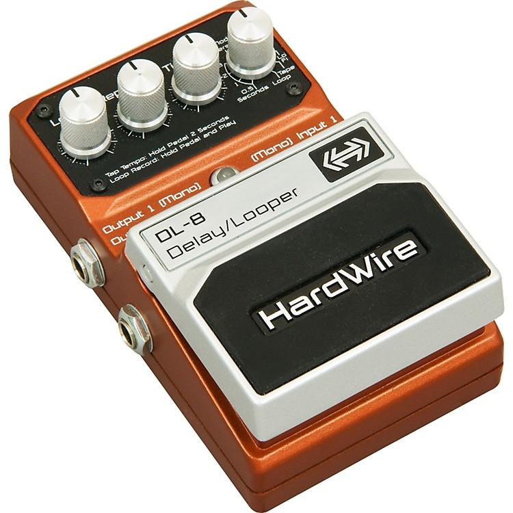 DigiTechHardWire DL-8 Delay/Looper Guitar Effects Pedal