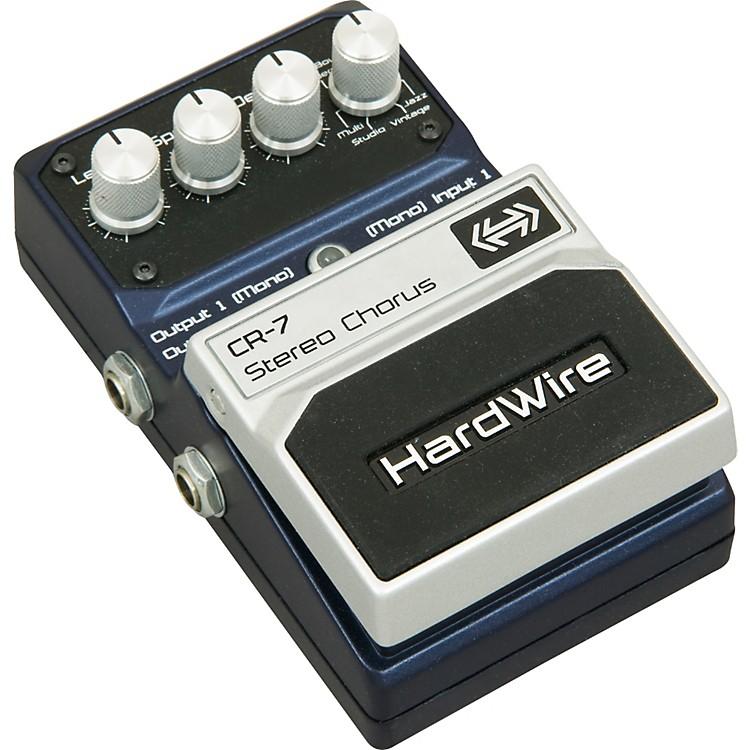 DigiTechHardWire Series CR-7 Stereo Chorus Guitar Effects Pedal