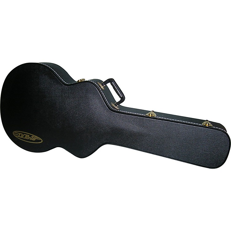 DiPinto Hardshell Case for Philadelphian Guitar Black