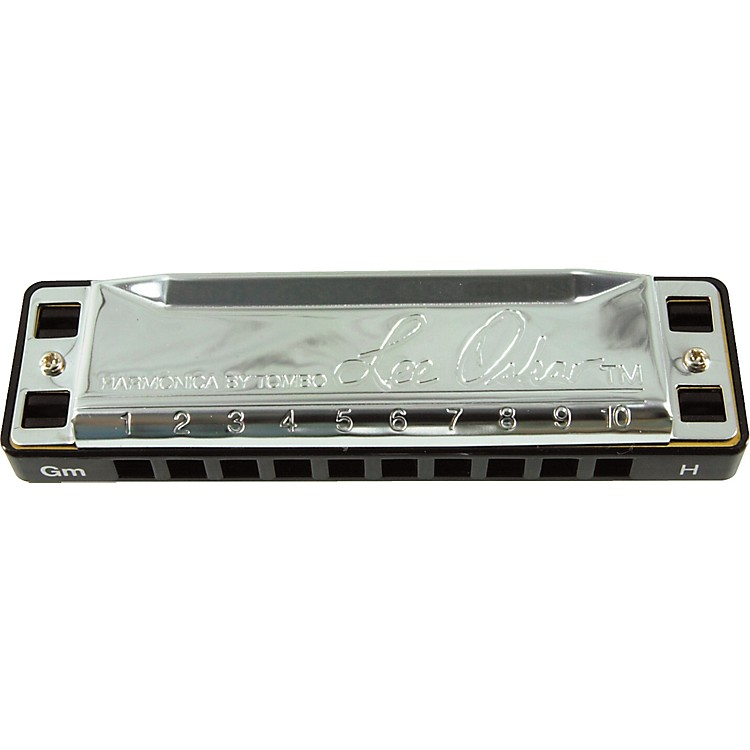 Lee Oskar Harmonic Minor Harmonica  F# MINOR