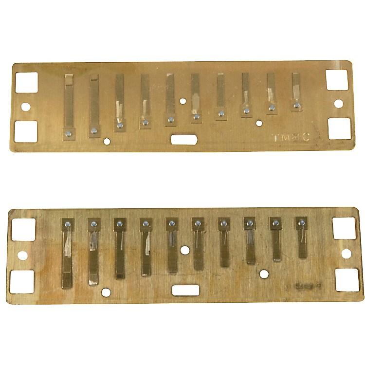 Lee OskarHarmonic Minor Reed Plates