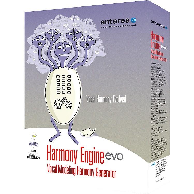 AntaresHarmony Engine Evo Vocal Modeling Harmony Generator