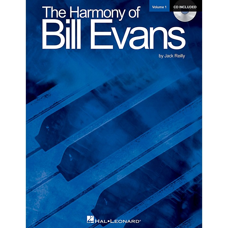Hal LeonardHarmony Of Bill Evans - Volume 1 (Book/CD Edition)