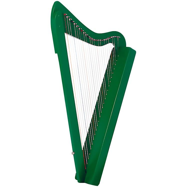 Rees HarpsHarpsicle HarpDark Green