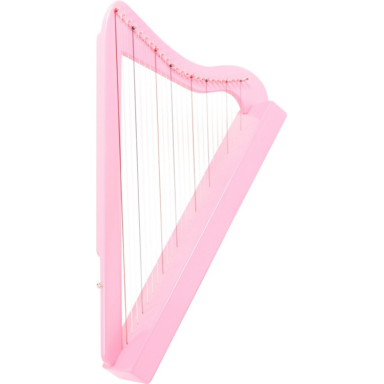 Rees Harps Harpsicle Harp Pink