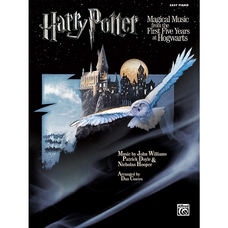AlfredHarry Potter Magical Music Easy Piano