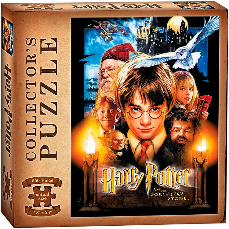 USAOPOLYHarry Potter and the Sorcerer's Stone Puzzle