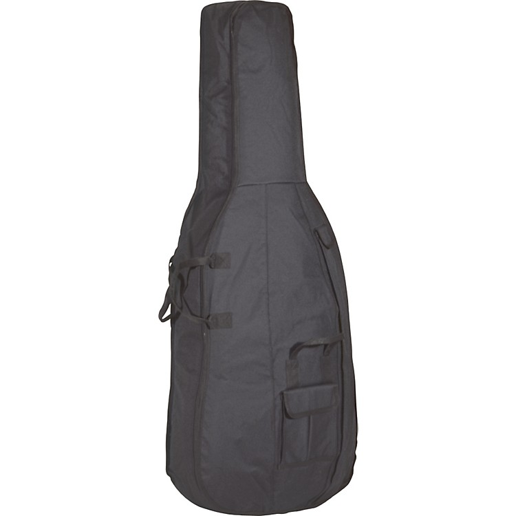 Bellafina Harvard Padded Cello Bag Black 1/2 Size
