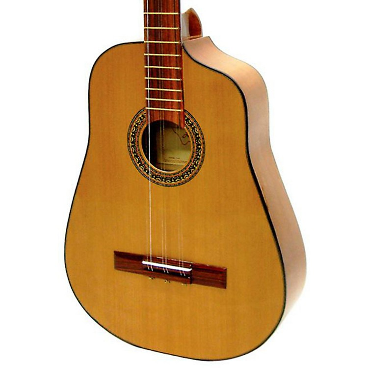 Paracho Elite Guitars Havana Cuban 6 String Tres Natural
