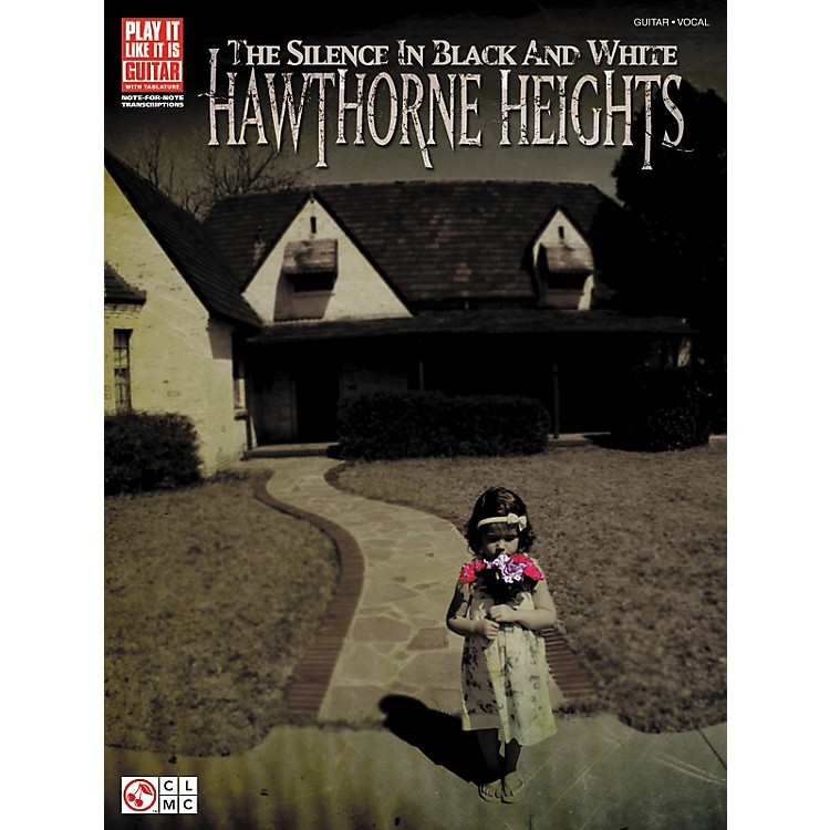 Cherry LaneHawthorne Heights: The Silence In Black and White Guitar Tab Songbook