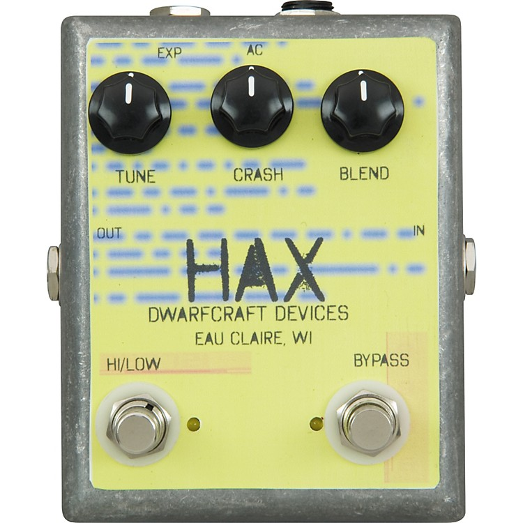 Dwarfcraft Hax Ring Modulator Guitar Effects Pedal
