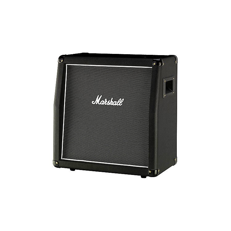 Marshall Haze MHZ112 1x12 Guitar Speaker Cabinet Black Slant