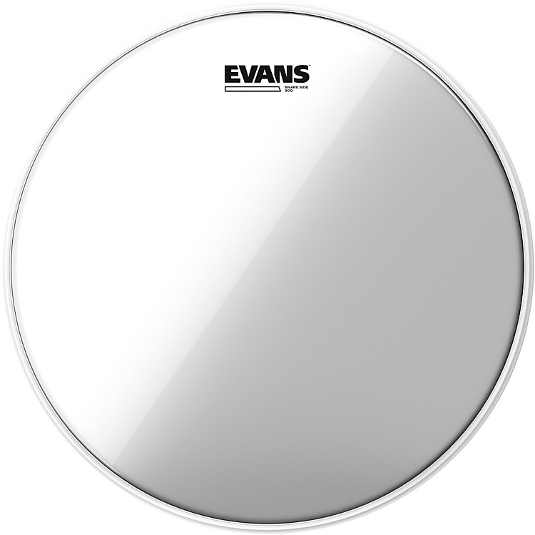 Evans Hazy 300 Snare Side  14 in.