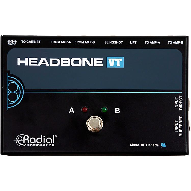 Radial EngineeringHeadbone VT Amp Head Switcher for Tube Amps