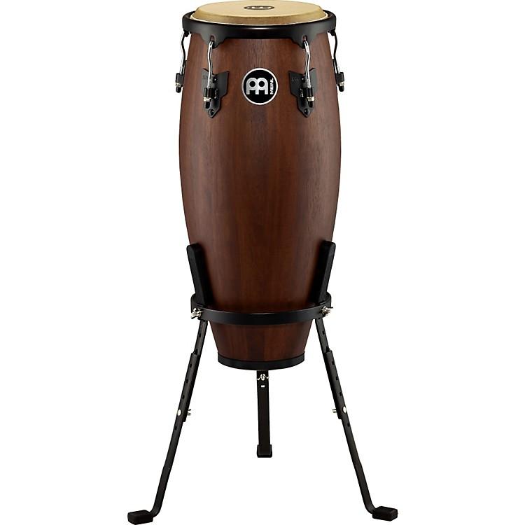 MeinlHeadliner Designer Wood Conga with Basket StandVintage Wine Barrel10 in.