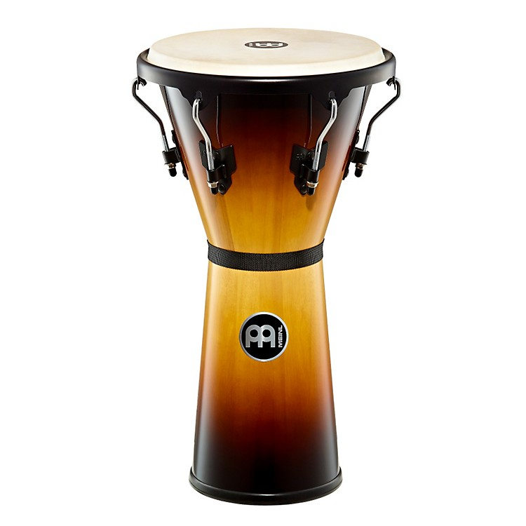 Meinl Headliner Series Wood Djembe Vintage Sunburst 12.50 in.