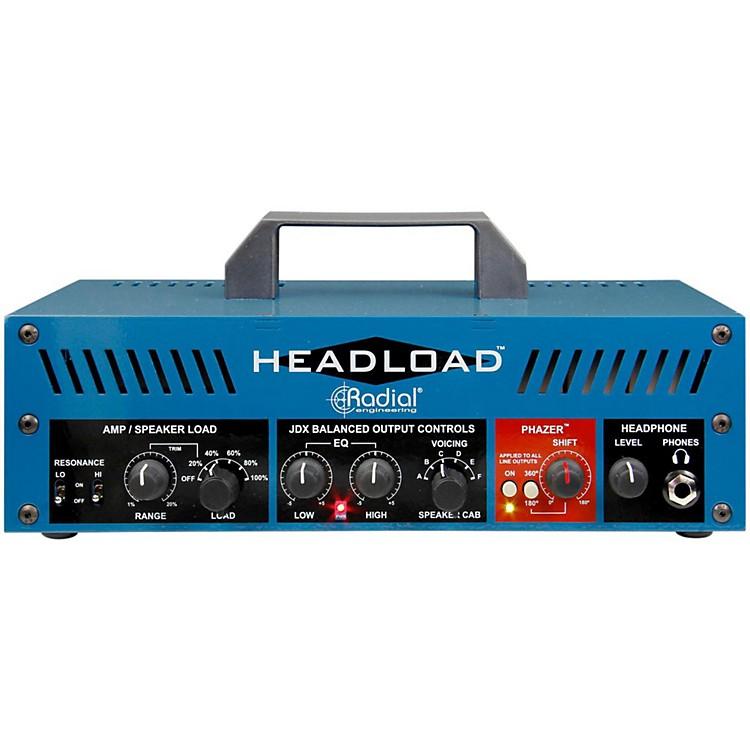 Radial EngineeringHeadload Guitar Amp Load Box8 Ohm