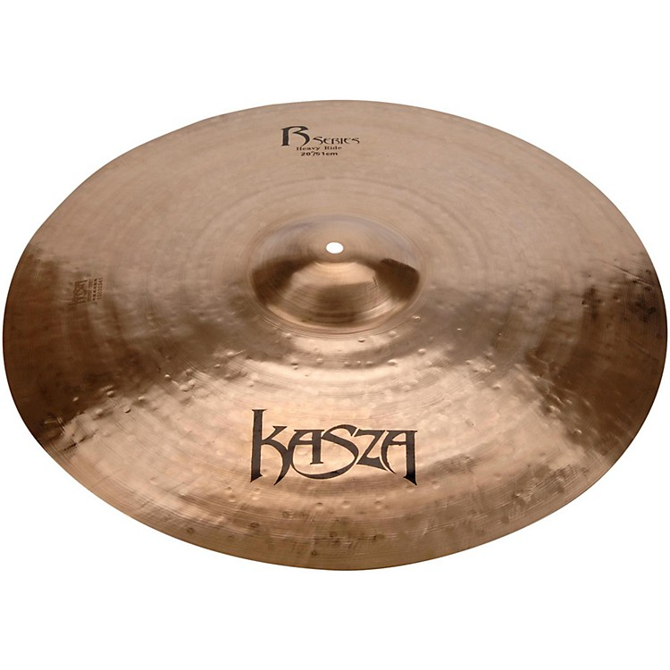 Kasza Cymbals Heavy Rock Ride Cymbal 20 in.
