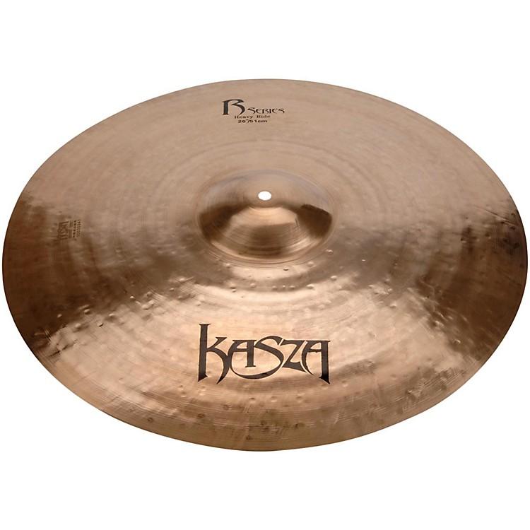 Kasza CymbalsHeavy Rock Ride Cymbal22 in.