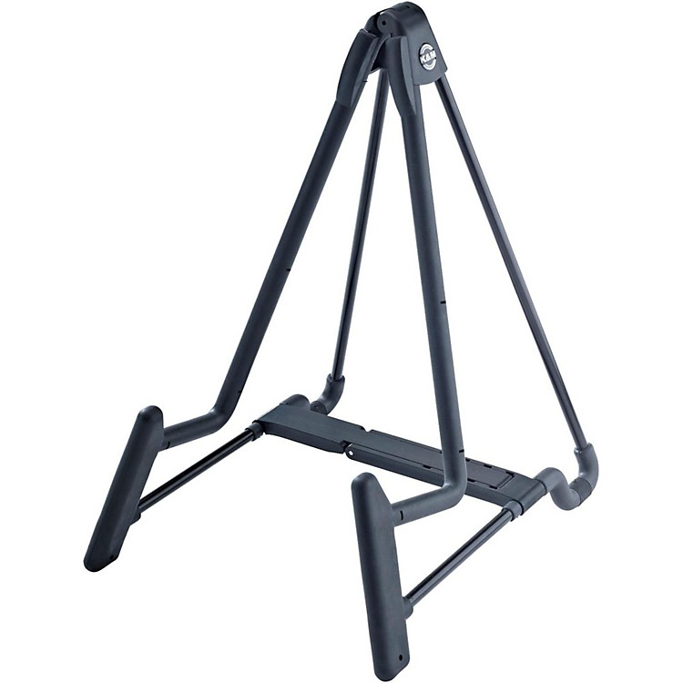 K&M Heli 2 Electric Guitar Stand Black