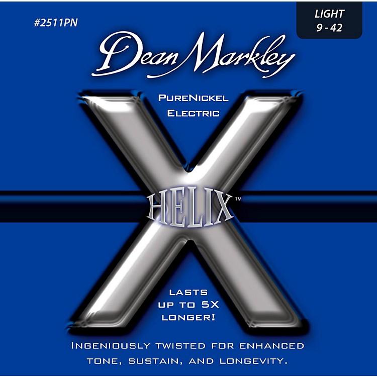 Dean MarkleyHelix Pure Nickel Light Electric Guitar Strings (9-42)