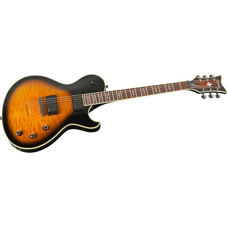 Schecter Guitar ResearchHellraiser Special Solo-6 Electric GuitarDark Vintage Sunburst