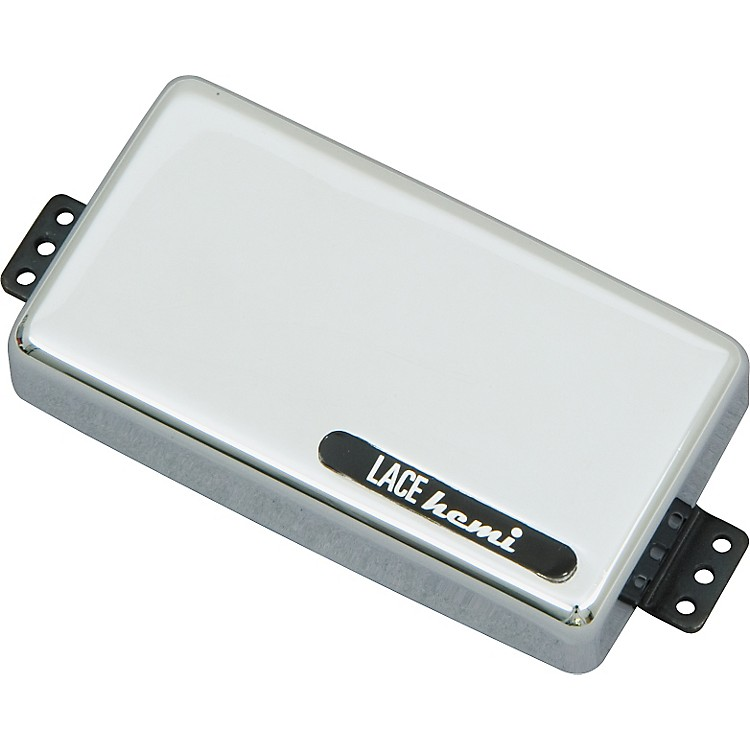 Lace Hemi Humbucker Pickup Chrome Bridge