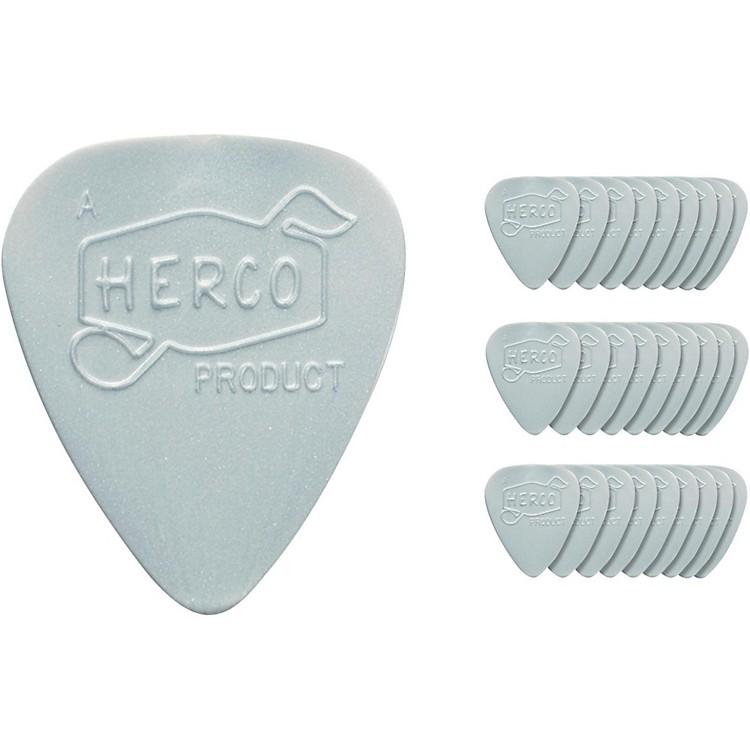 DunlopHerco Vintage 66' Heavy Picks Silver (36-Pack)